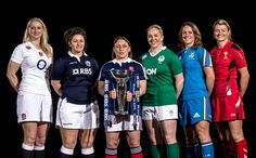 Women's Six Nations: Players to watch - Rugby World - 29/01/2015