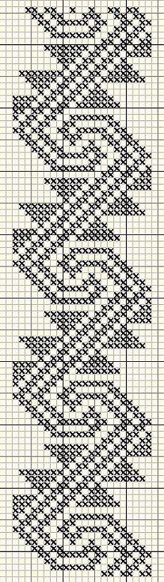 Crochet Bookmarks, Cross Stitch Bookmarks, Cross Stitch Borders, Cross Stitch Designs, Cross Stitching, Cross Stitch Embroidery, Embroidery Patterns, Cross Stitch Patterns, Knitting Charts