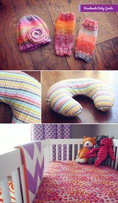 Like the stuffed animals at the end :) lifelove : handmade baby stuff
