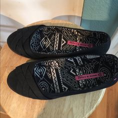 """Selling this """"Rock and Candy ballet flats"""" in my Poshmark closet! My username is: nillacinderella. #shopmycloset #poshmark #fashion #shopping #style #forsale #Rock and Candy  #Shoes"""