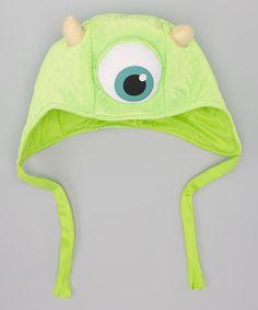 Monsters University Monsters University Deluxe Mike Earflap Beanie bc109598e1b3