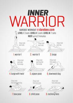 Inner Warrior Workout