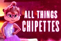 Glitz, Glam, and All Things Chipettes! | Alvin and the Chipmunks: The Road Chip