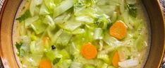 If you have a special occasion coming up or you simply need to lose weight fast, the Cabbage Soup Diet may be just what you need. Ingredients ½ head of cabbage, chopped 1 cup celery, diced 1 cup white or yellow onion, diced 1 cup carrots, diced 1 green bell pepper, diced 2-3 cloves garlic, minced 4 cups chicken broth …