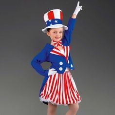 American-Girl-Dance-Costume-USA-Fancy-Dress