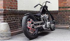 Ehinger Craftrad Harley Dadvison Hardtail Bobber