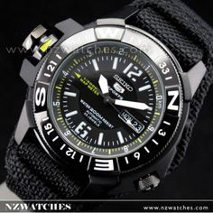 BUY Seiko Map Meter Nylon Strap 200m Diver Watch SKZ317J1 SKZ317 - Buy  Watches Online  70067c807