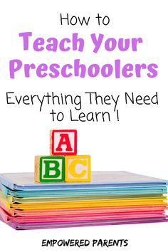 The easy way to prepare your children for school by building all their vital skills through play. Educational Activities For Preschoolers, Preschool Learning, Early Learning, Preschool Activities, Teaching Kids, Preschool Worksheets, Educational Toys, Phonological Awareness Activities, Social Emotional Activities