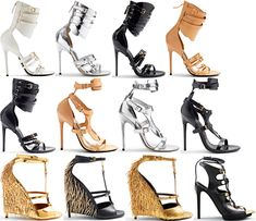 Tom Ford Shoes Women | SEASONS NEWEST: TOM FORD WOMEN'S SHOES SPRING-SUMMER 2013 | FAD ...