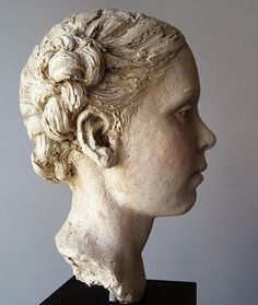 Suzie Zamit is a portrait sculptor who works mainly in clay. Recent sculpture commissions include Charles Bradlaugh MP for the Palace of Westminster Sculpture Head, Plaster Sculpture, Human Sculpture, Pottery Sculpture, Pottery Art, Contemporary Sculpture, London Art, Figurative Art, Westminster