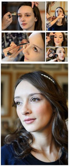 Step by Step, how to do bridal make up