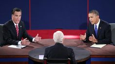 """Transcript And Audio: Third Presidential Debate"" Oct. 22, 2012"