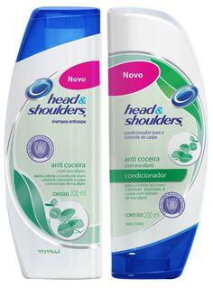 RECOMENDAÇÃO: Shampoo Head and Shoulders