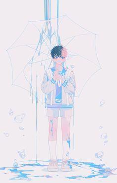 aesthetically pleasing perfectly. Art Manga, Art Anime, Anime Kunst, Art And Illustration, Anime Style, Pretty Art, Cute Art, Aesthetic Art, Aesthetic Anime