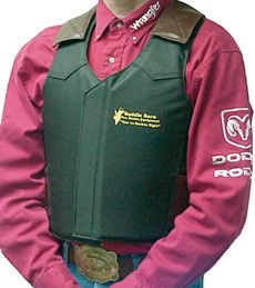Meece Saddlery - Youth Bull Riding Protective Vest by Saddle Barn, $149.95 (http://www.meecesaddlery.com/youth-bull-riding-protective-vest-by-saddle-barn/)