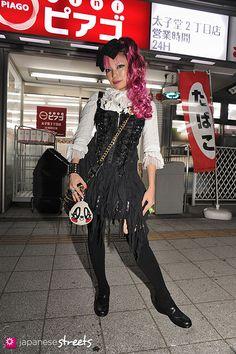 YUKARI Setagaya, Tokyo SUMMER 2013, GIRLS Kjeld Duits