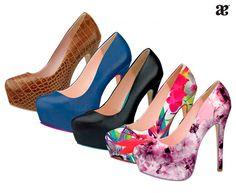 Prueba con diferentes estilos de #zapatilla hasta encontrar el ideal para ti.