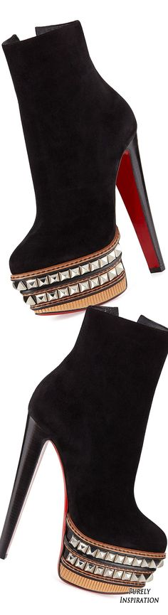 Christian Louboutin Faolo Bootie | Purely Inspiration