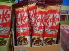 Tiramisu flavored Kit Kat from the UK, I want to try it so bad! Anyone know where I can order these flavors online or something?