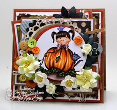 Hey there, punkin'! stamp set