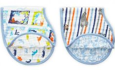 Aden And Anais Disney Baby Classic The Jungle Book Burpy Bibs