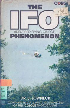 The IFO Phenomenon - UFO parody