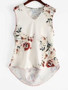GET $50 NOW | Join Zaful: Get YOUR $50 NOW!http://m.zaful.com/floral-high-low-tank-top-p_277855.html?seid=2853758zf277855