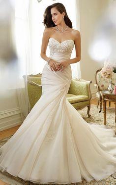 Sophia Tolli Y11556LS by Sophia Tolli Designer Wedding Dresses aee6101076c
