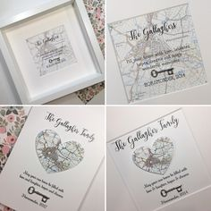 Can be personalised to suit your particular needs Os Maps, Moving Home, Hopes And Dreams, Fathers Day Cards, New Home Gifts, Special Gifts, Anniversary Gifts, Wedding Gifts, Unique Gifts