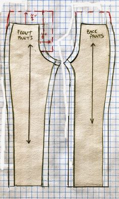 Fashion Doll Stylist: Good Foundations: The Pants Sloper for Ken (VIDEO) - foundation Diy Ken Doll Clothes, Sewing Barbie Clothes, Barbie Sewing Patterns, Doll Dress Patterns, Sewing Dolls, Barbie E Ken, Barbie Dolls Diy, Barbie Dress, Girl Dolls