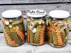 Romanian Food, Mason Jars, Recipes, Avatar Cosplay, Kitchen, Cooking Recipes, Jelly, Preserves, Salads