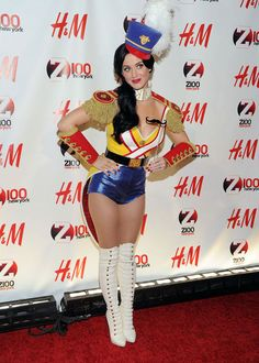 """Katy Perry as Tin Soldier I would want to have in my """"Nutcracker"""" production!"""
