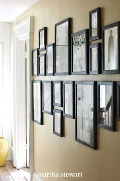 If you're an Aries, chances are you love to explore and seek out adventure. You'll likely have a lot of memorabilia from your adventures, so why not display it in a fun gallery wall? Place the collection in your living room, in a hallway or even beside your stairs for your guests to see. #marthastewart #homeimprovementideas #easyhomedecorideas #details #homedecorinspiration Decorating Your Home, Interior Decorating, Interior Design, Decorating Ideas, Ravens Home, Desert Homes, Easy Home Decor, Home Decor Inspiration, Painting Frames