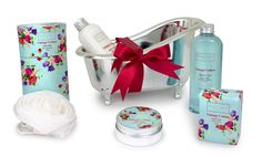 A delightful gift that is reminiscent of comforting moments captured in a soothing and nurturing scent.  It promises to deliver marshmallow blankets and white fluffy clouds when they need it the most.