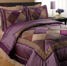 Elegant-Purple-Patchwork-Quilt-Cover-Collections.jpg 400×392 pixels
