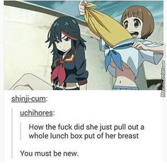 Kill la Kill    anime funny