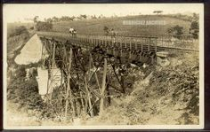 Puerto Rico Vintage Pictures, Old Pictures, Puerto Rico History, Puerto Rican Culture, Puerto Ricans, Caribbean, Outdoor, Beautiful, Bridge