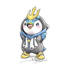 Dibujos, Lavis Pokemon Pokemon Art Piplup