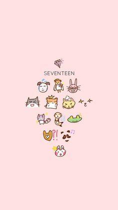 Listen to every Seventeen track @ Iomoio Seventeen Lyrics, Seventeen Memes, Seventeen Album, Hoshi Seventeen, Woozi, Jeonghan, Vernon, Lines Wallpaper, Carat Seventeen