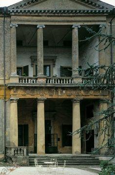 Italia, Montagna, Veneto: Palladio's Villa Pisani / foto