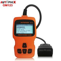 AUTOPHIX OM123 V1.5 OBD2 Auto Skaner Diagnostyczny Czytnik Kodów Usterek Rosyjski Diagnostyki Lepiej Niż elm327 V1.5 Scan Tool dla Samochodu