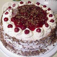 Perfect Black Forest Cake @ allrecipes.com.au