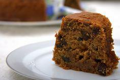 Bolo Natalino de Ameixa | Tortas e bolos > Bolo de Ameixa | Receitas Gshow