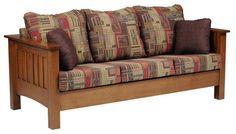 Amish Mission Sofa