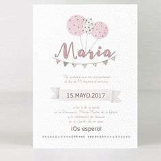 Original and personalized christening invitations. Baby Boy Invitations, Christening Invitations, Invitacion Baby Shower Originales, Birthday Wishes Greeting Cards, Baptism Cards, Pony Party, Bar Mitzvah, Holidays And Events, Baby Boy Shower
