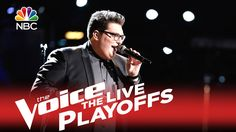 """The Voice 2015 Jordan Smith - Live Playoffs: """"Halo""""  This man is like an anomaly.. he is definitely other worldly.. AMAZING"""