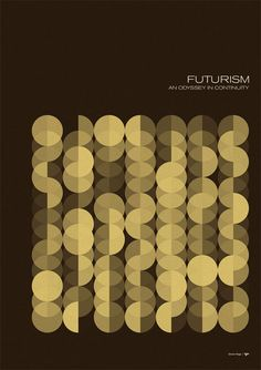 Great design connects. Futurism - Bokeh by Simon C Page.