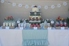 A little Polkadot: Farm Party Part V {Dessert Table}