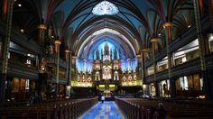 Notre-Dame Basilica (Montreal)