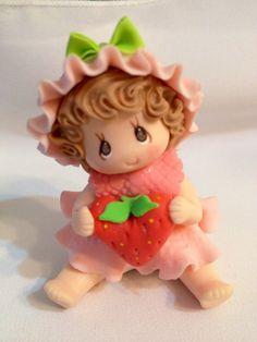 Baby Shower Strawberry Shortcake by MICHELLCUSTOMDESIGNS on Etsy, $6.00